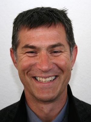 Programm und Vizepräsident, Peter Borner